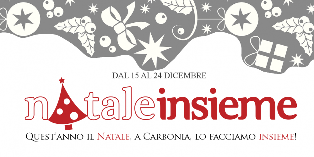 Programma completo evento Nataleinsieme a Carbonia